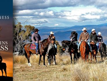 Only $315 Per Person for a Full-Day Guided Horseback Tour Complete with Three Nights of Luxury in a Self-Contained High Country Lodge or Homestead (Value $1,020)