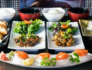 Seven-Dish Japanese Tasting Menu is $49 for Two People or $96 for Four People (Valued Up To $210.80)