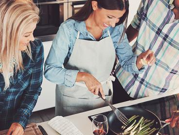 Professional Cooking Class with a Three-Course Lunch is $99 for One People or $189 for Two People (Valued Up To $396)