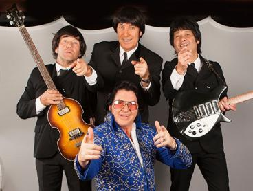 Three-Hour Beatles Meet Elvis Tribute Cruise including Three-Course Lunch or Dinner is Only $49 for One Ticket (Value $109)