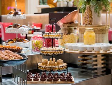 Delight in a Gourmet High Tea with Sparkling Wine at the InterContinental Sydney - Just $89 for Two People or $177 for Four People (Valued Up To $240)