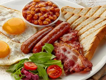 All-Day Breakfast or Lunch with Coffee or Soft Drink is Just $10 for One Person, $19 for Two People or $35 for Four People (Valued Up To $78)