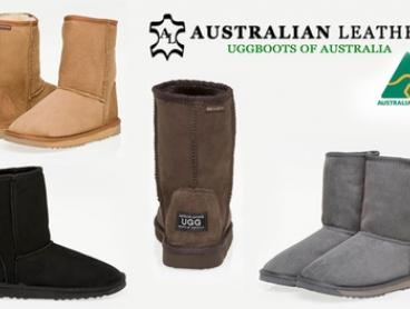 $79 for Australian Leather Classic 3/4 UGG Boots in a Range of Colours and Sizes (Don't Pay $239)