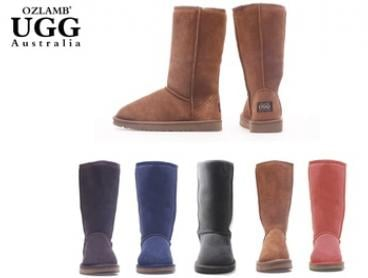 $99 for Ozlamb UGG Tall Boots (Don't Pay $279)