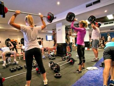 One-Month Unlimited F45 Group Training for One ($19) or Two People ($35) at F45 Newtown, Erskineville (Up to $528 Value)