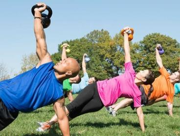 $12 for Five Bootcamp Sessions or $19 for One Month of Unlimited Sessions at Event Based Training (Up to $300 Value)