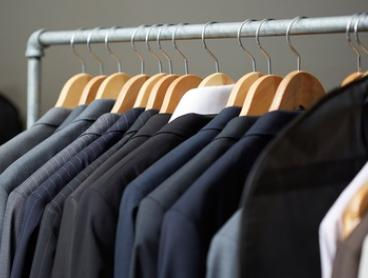 $60, $80 or $100 to Spend on Dry Cleaning Services at Deluxe Dry Cleaners, Four Locations