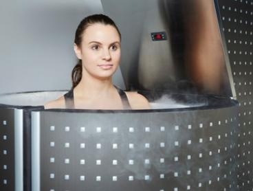 One ($49), Two ($85), Three ($125) or Ten ($450) Cryotherapy Sessions at The Polar Room (Up to $900 Value)