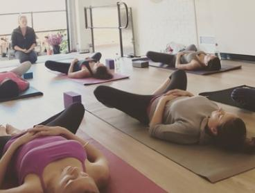 One- ($39) or Three-Month Unlimited Yoga Classes ($89) at iThrive, West Leederville (Up to $432 Value)