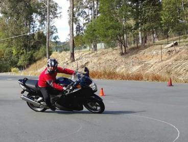 QLD Motorcycle Learners Permit Course: One ($159) or Two Days ($315) with Top Rider Australia (Up to $660 Value)