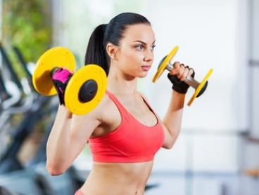 One-Month Unlimited Gym Access for One ($19) or Two People ($35) at Get Motivated Health and Fitness (Up to $160 Value)