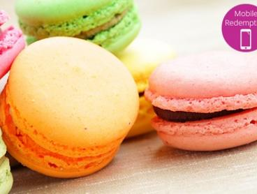 French Macarons - Six ($10), Ten ($16) or Twenty ($32) at Ciao Cafe & Cakes, Queanbeyan (Up to $70 Value)