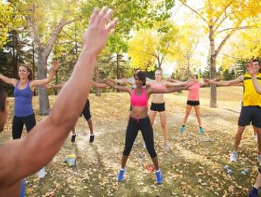 Unlimited 4-Week Fitness Classes for One ($10) or Two People ($19) at Bangn Bodz, Seven Locations (Up to $398 Value)