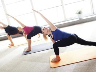 Hot Yoga Classes - 10 ($39) or 20 Classes ($75) at Fusion Hot Yoga, Kangaroo Point (Up to $299 Value)