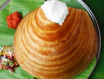 Dine in and Takeaway Masala Dosa with Three Fillings + Drink for 1 ($7), 2 ($14) or 4 People ($21) (Up to $60 Value)