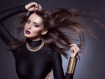 $39 Hair Styling Package, or $99 with Olaplex Treatment and Full-Head Foils or Balayage at Sapphire Essence (up to $450)