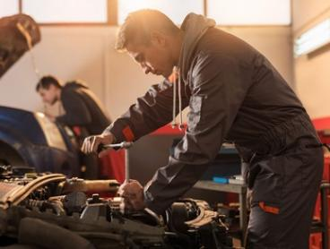 Full Car Service with Oil & Filter Change for One ($65) or Two ($119) Cars at Sai Mechanical Repairs (Up to $580 Value)