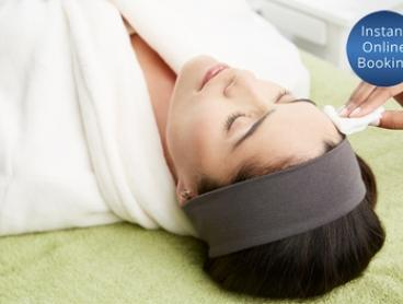 90-Minute Facial Pamper Package for One ($59) or Two People or Visits ($115) at The Sanctuary Day Spa (Up to $330 Value)