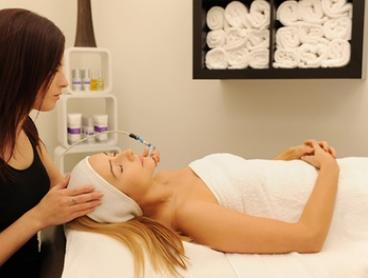 Facial, Indian Head Massage + Brow Makeover Package for One ($39) or Two People ($69) at Clara Beauty (Up to $310 Value)