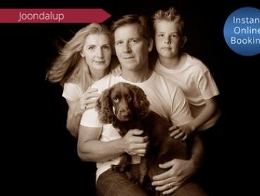 Choose from a Range of Portrait Photography Packages from $25 at Viva Life Photography, Joondalup ($975 Value)