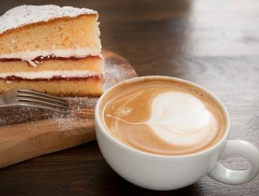 Weekday Coffee and Cake for One ($7) or Two People ($13) at Fusion On Swan, West Swan (Up to $26 Value)