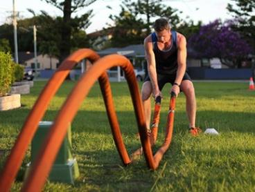 2 Weeks of Unlimited Boot Camp for One ($7) or Four People ($25) with Transformation Inc, 4 Locations (Up to $360 Value)