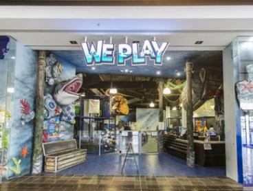 $10 for Family Fun Centre Entry with Electric Car Rides or $15 with a Kids Meal at We Play (Up to $27.40 Value)