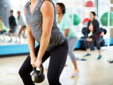 One-Month Gym Pass for One ($11) with Additional Nutrition Program One Person ($49) at All 4 fitness (Up to $760 Value)