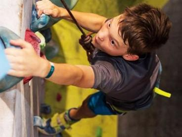 $55 for Five Rock Climbing Day Passes at Rocksports (Up to $110 Value)