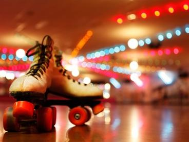 $11 for Up to 4 Hrs of Disco Nights Roller Skating with Skate Hire at Maximum Skating, Smeaton Grange (Up to $19 Value)