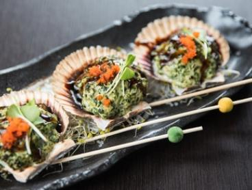 $69 for an 11-Course 'Winter Romance' Degustation for One, or $88 with Moët & Chandon at Kobe Jones (Up to $183 Value)