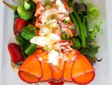 $69 for a 10-Course 'Winter Seafood Harvest' Degustation for One Person at Kobe Jones (Up to $145 Value)
