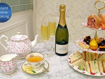 High Tea & Bubbly for One ($29), Two ($55), or Six ($155) at Sugar N Spice  (Up to $299.70 Value) - Total Min. Cost $55