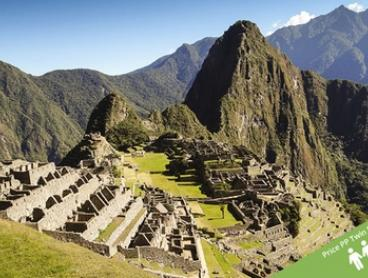 Peru: $1,299 Per Person for a Seven-Night Trip with an Inca Trail Trek and Machu Picchu Tour with Valencia Travel Cusco