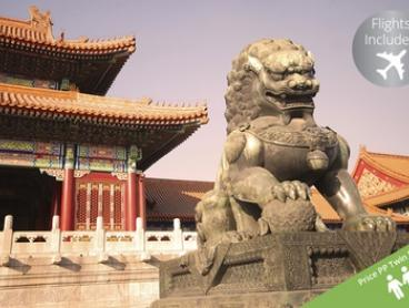 China, Beijing: $769 Per Person (+ US$80 Tipping) for a Six-Day Tour, Flights and Airport Transfers with Merry Travel