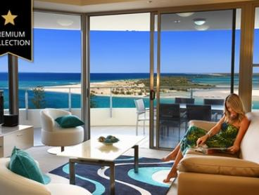 Sunshine Coast, Caloundra: Three-Night Apartment Stay for Two or Four People with Late Check-Out at Monaco Caloundra