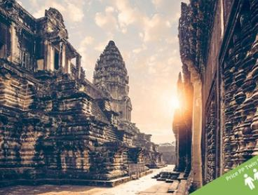Vietnam and Cambodia: $1,099 Per Person for 13-Day Tour with Accommodation, Transfers and Meals with Asia Vacation Group