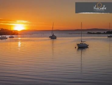 Port Stephens: 2N Getaway For Up to Four People with Beach Fun Pack and Late Check-Out at Thou Walla Sunset Retreat