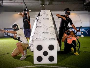 90 Minutes of Archery Tag for One ($19), Two ($38) or Twelve People ($169) at Archery Arena (Up to $360 Value)