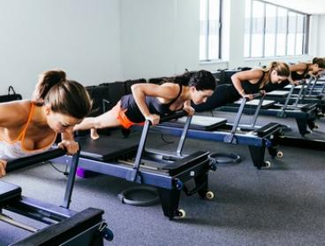 Three ($14) or Five ($19) Pilates Class Pass at Pure Pilates Studios - Manly (Up to $175 Value)
