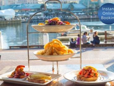 Lunch From $49 for a Seafood or Mixed Grill Platter with Two Entrées for Two at Tokio Restaurant (Up to $119.60 Value)