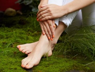 Shellac or Gel Mani-Pedi: One ($35), Two ($65) or Three Visits ($89) at Emporio Spa Beauty (Up to $204 Value)