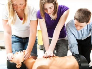 From $45 for CPR Training and from $65 to Add First Aid Training at My First Aid Training (From $79 Value)