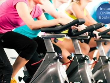 $19 for a Five-Class Pass or $29 with High Intensity Power Test at Cycle & Fitness Studio (Up to $175 Value)