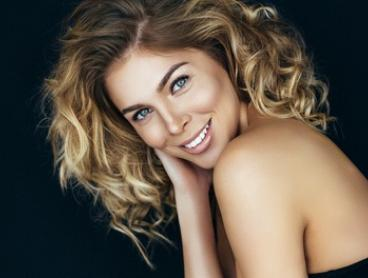 Wash and Blow Dry + Full Head Colour ($69) or Half ($79) or Full Head Foils ($89) at Salon for Hair (Up to $265 Value)