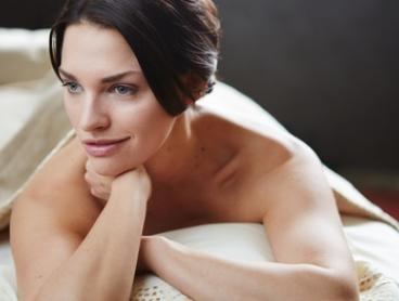 90 ($59) or 120-Minute Pamper Package ($99) at Au Dela Beauty Spa (Up to $179 Value)