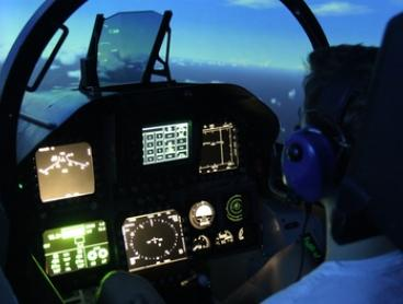 737 or F18 Flight Simulator Experience - 30 ($89), 60 ($129) or 90 Minutes ($189), Alexandria (Up to $399 Value)