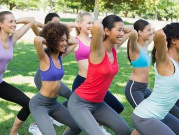 $19 for 10 Ladies-Only Boot Camp Sessions at Sheila Bootcamp, Four Locations (Up to $250 Value)