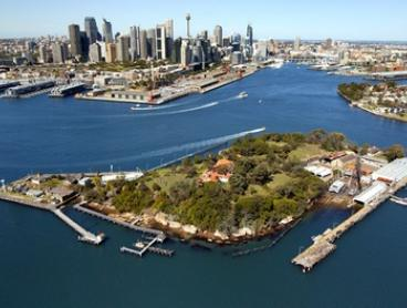 $69 for Harbour Cruise & Goat Island Tour + Buffet and Drinks Package with Sydney Harbour Tall Ships (Up to $99 Value)