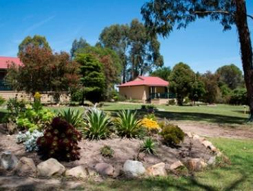 2- or 3-Night Cottage Getaway for 2 or a Family of 4 with Wine and Welcome Pack at Lakes Entrance Country Cottages